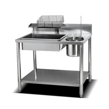 Potato Patty Battering Machine/Pumpkin Pie Meat Pie Starch Coating Breading Machine Chicken Fillet Dipping Machine