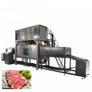 Frozen Sea Meat Food Microwave Thawing Machine