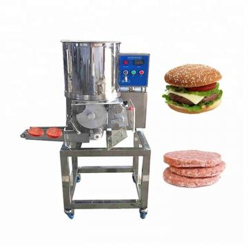 Automatic Meat Pie Burger Patty Forming Making Machine