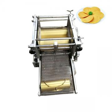 Commercial Wheat Flour Tortilla Maker/Naan Roti Chapati Making Machine/Dumpling Spring Roll Sheet Making Machine