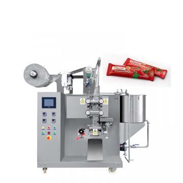 Automatic Honey/Milk/Ketchup/Oil/Chili Sauce/Paste Packing Machine Sachet Liquid Filling Packaging Machine