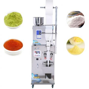 Fully Automatic High Speed Packaging Machine for Seasonings/Dressings/Condiments