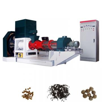 Floating Fish Feed Extruder Machine Fish Food Pellet Machine