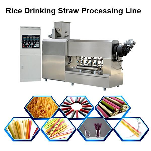 Automatic Drinking Straw Extruder