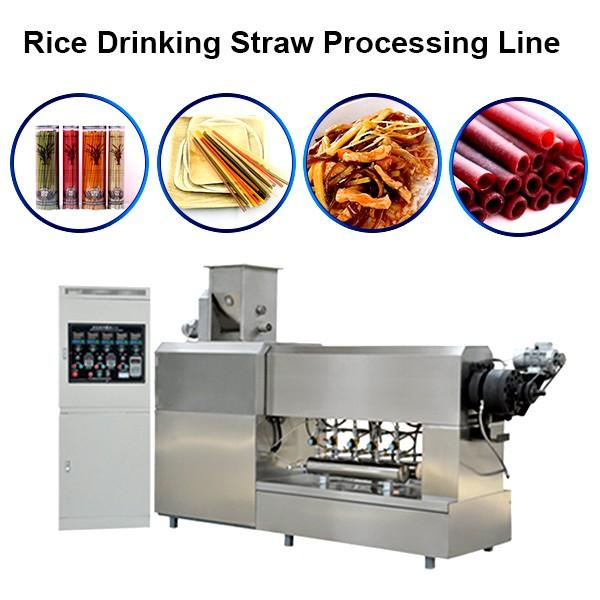 High Speed Automatic Multi-cutters Manufacturing biodegradable Paper Straw Drinking Making Machine