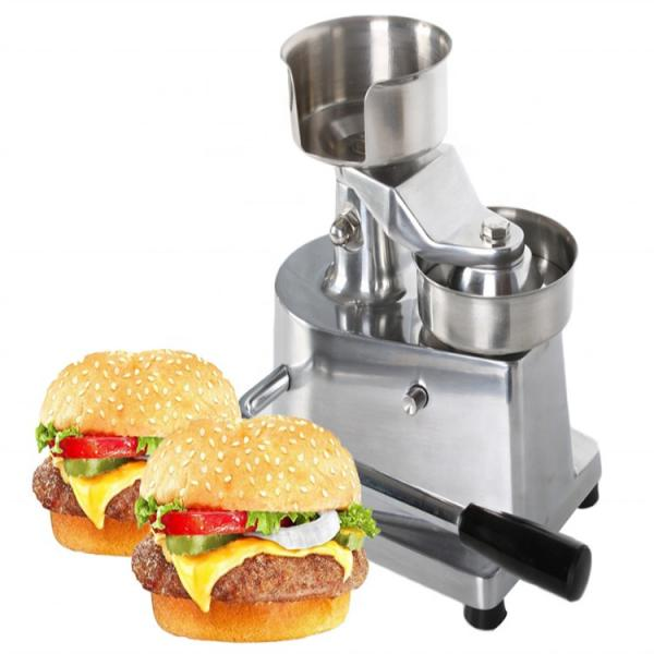 Hamburger Machine Pumpkin Pie Maker Kfc Beef Meat Patty Former