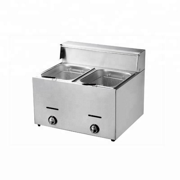 Minewe Ce Approved High Qualifid Mijiagao Gas Pressure Fryer/Deep Fried Chicken Machine