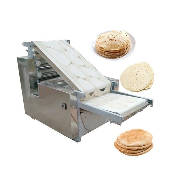 Corn Flour Tortilla Doritos Nacho Chips Making Machine