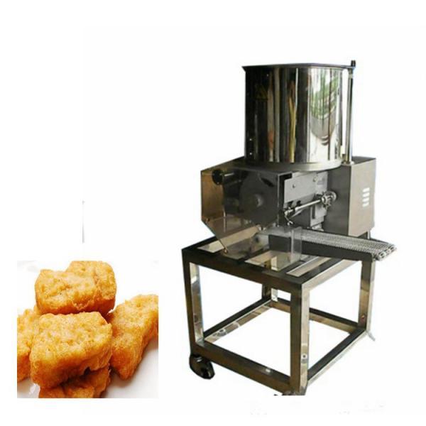 Burger Patty Making Machine Chicken Nuggets Former