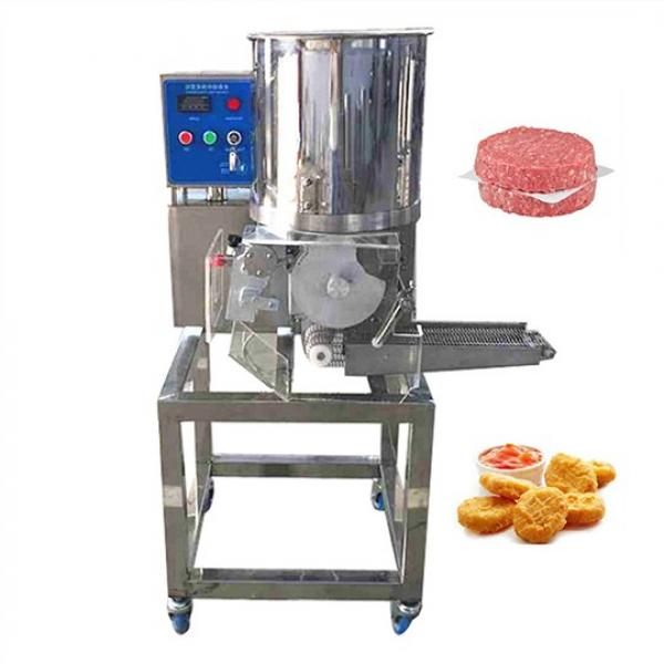 Automatic Meat Pie Nuggets Patty Burger Hamburger Former