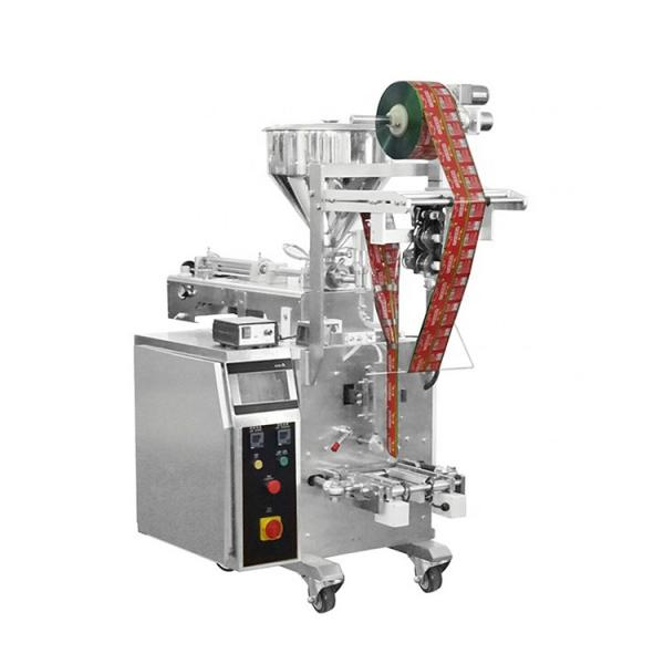 Factory Customized Tomato Ketchup / Cream / Sauce / Jam / Paste Sachets Food Packing Packaging Machine