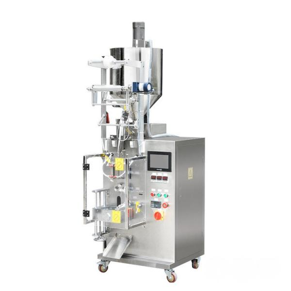 Fruit Jam/Honey/Ketchup/Paste Sachet Liquid Filling Packing Packaging Machine