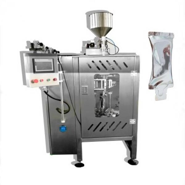 Four Head Weighter Sesame Condiment Packaging Machinery
