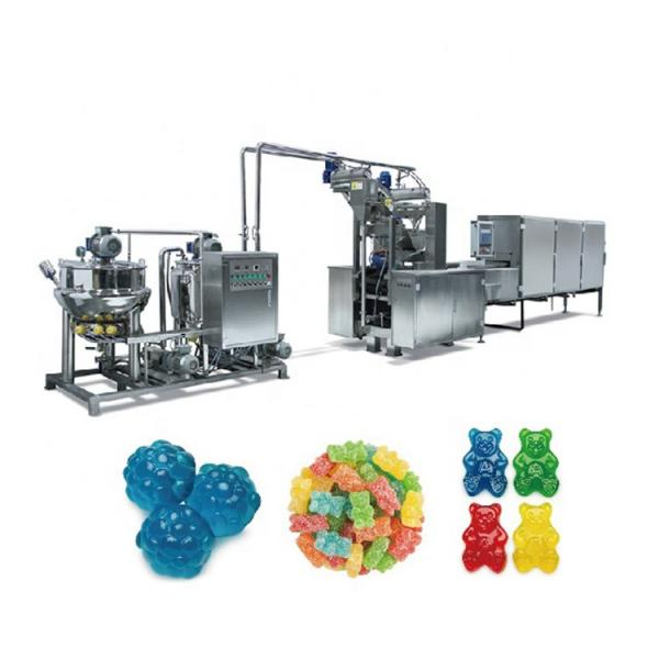 Mechanical Hand PS Foam Food Container Production Line