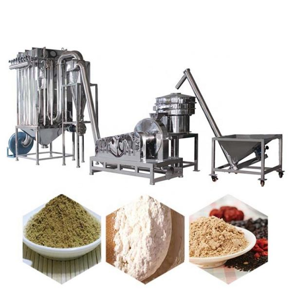 Automatic High Capacity Nutritional Powder Baby Food Cereal Processing Production Line